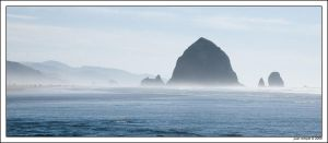 Cannon Beach by NaujTheDragonfly