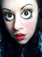 Dolly Eyes by thepinupgirl