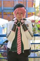 Yuma-Vy2 Vocaloid by EnjuHime