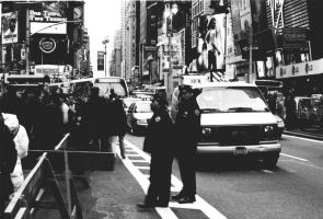 nypd by ibartley