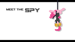 Meet The Pinkie Spy by mzx-90