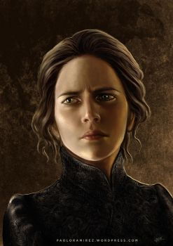 Penny Dreadful: Vanessa Ives by pbozproduction