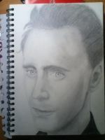 Tom Hiddleston by nightingale64