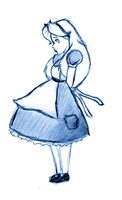 Genus, Humanus, Alice by shmemcat