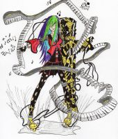Inspiration of Air Gear by romerobi