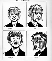 Expression Exercise 1 by doctor-morbius