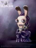 Raving Rabbids Zaza by Angilram