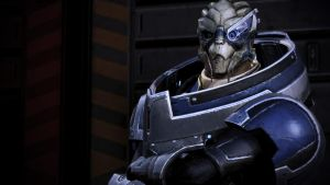 Garrus Vakarian 07 by johntesh