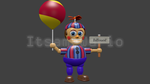 Balloon Boy V2 by ItsameWario48