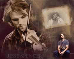 Jesse Spencer by byAlizeya