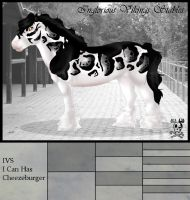 IVS I Can Has Cheezeburger - PRIVATE HORSE by inglorious-vikings