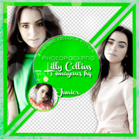 +PNG-Lily Collins by Heart-Attack-Png