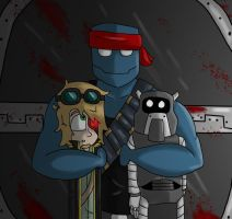 We Are Sjin by Qille