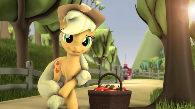 Sunny Day by RedAceOfSpades