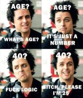 Billie Joe Armstrong by CrashQueen1