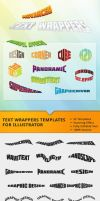 Advanced Text Wrappers by DeepBlueDesigns