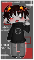 Chibi bby [all the hearts all of them] by IZfan4life