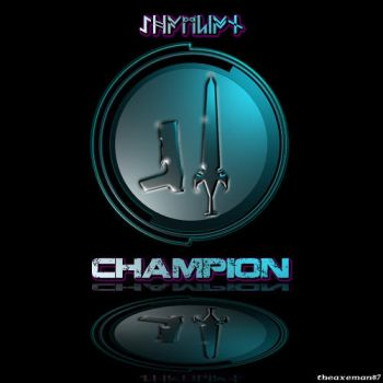 Too Human Character Logo - Champion by theaxeman87