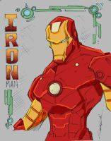 Iron Man 3 by Blindman-CB