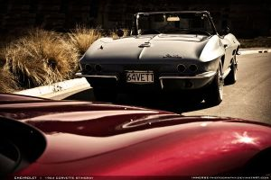 64 Corvette - The Classic by Immerse-photography