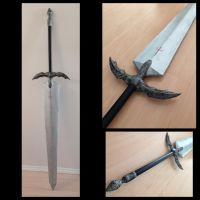Clare's Claymore by Celirvaethil