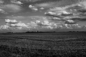 Clouds Over The Prairie by silverlakephotos
