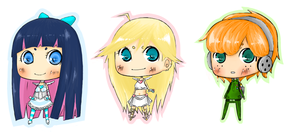 keychains: psg by Masume