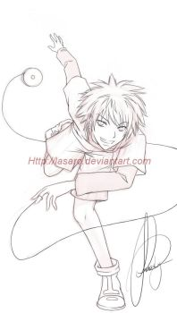 Killua- Let the Rhythm move ya by Lasaro