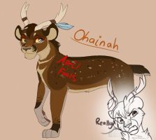 Ohainah-New Character!-April Fools- by Kitchiki