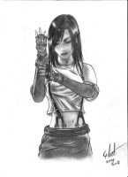 Tifa by DrawingSpirit2015