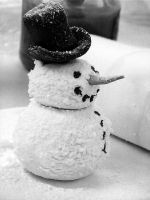 Snowman by Silithr