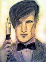 11th Doctor by HBeezy