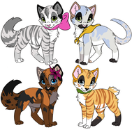Breedable Cats by Dread-Pirate-Hyde