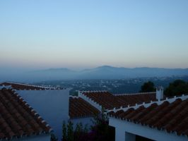 Early morning in Nerja by frits10a