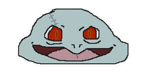 Squirtle Zombie by Voliol