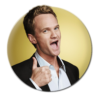 Icon - How I Met Your Mother - Barney by Blooes