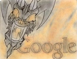 Google Jester by KingJude