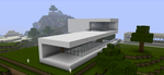 Minecraft House 3 by aviansie