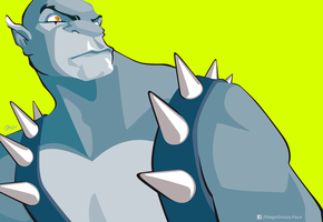 Panthro by Diego Grosso by ArteX79
