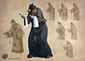 Character Design 006 by TimKings-Lynne
