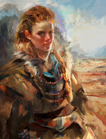 Horizon Zero Dawn by Guzzardi