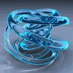 Torus knot fun by zipper