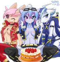 My Birthday~!! by SkyKain