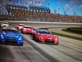 Super GT At Indy by RacerXNFS