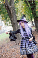 Witch Lolita 3 by Enolla