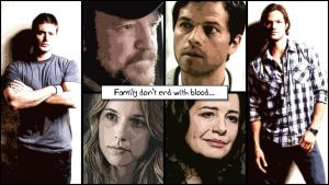 family don't end with blood by Nikky81