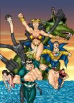 Darna and Friends by nerp