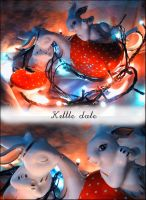 Rabbits date-1.The Kettle date by LuciaLacrimabundus