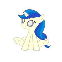 Request #9_Wavin'Blue/Filly by Neroshade