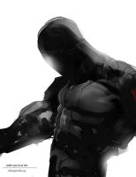 SNAKE EYES TORSO TEST by CHARLESRATTERAY
